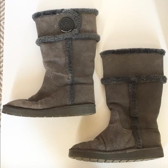 Michael Kors Shoes | Snow Boots Vguc